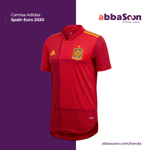 Spain Euro 2020 – Home Jersey