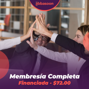 Membresía Completa – Financiada
