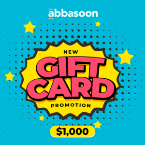 Gift Card Promotion – 1,000