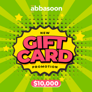Gift Card Promotion – 10,000